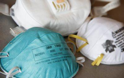 DOJ Charges Manufacturer for Exporting Misbranded Masks